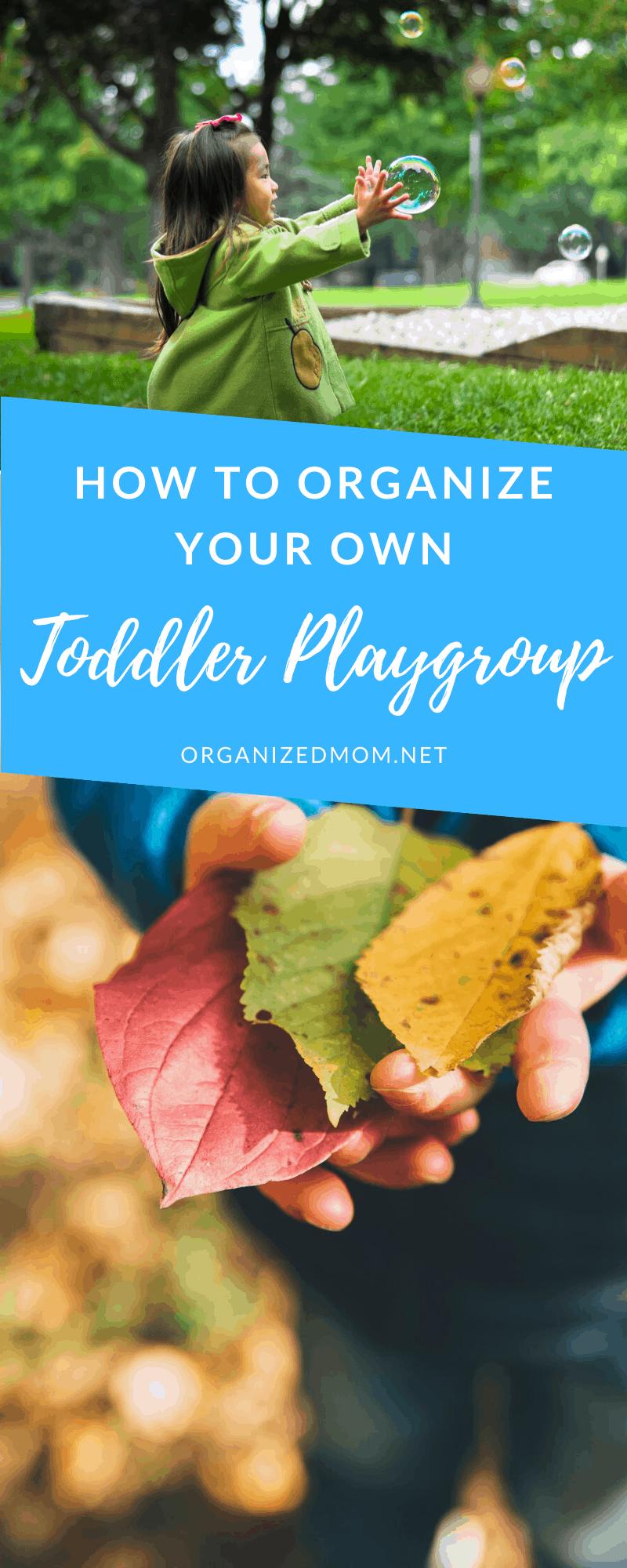 Toddler Playgroup