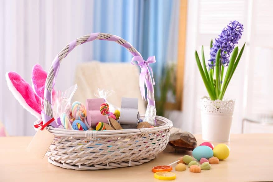Easter basket do's and don'ts