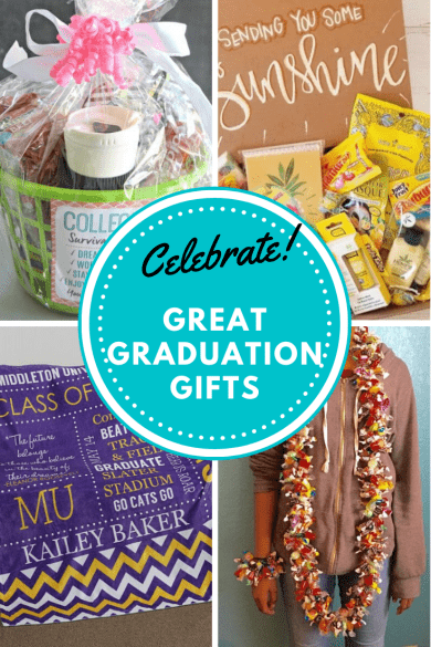 Let's Celebrate With Great Graduation Gifts