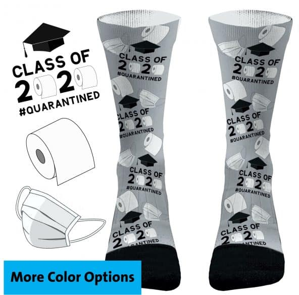 class of 2020 socks