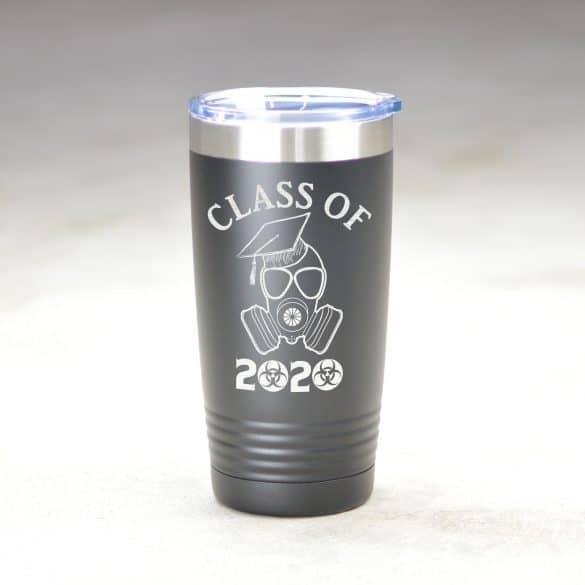 class of 2020 tumbler