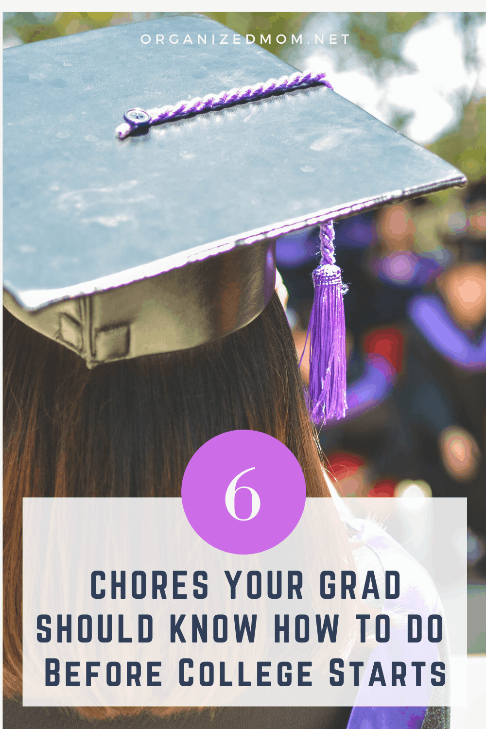chores teens need to know how to do before college
