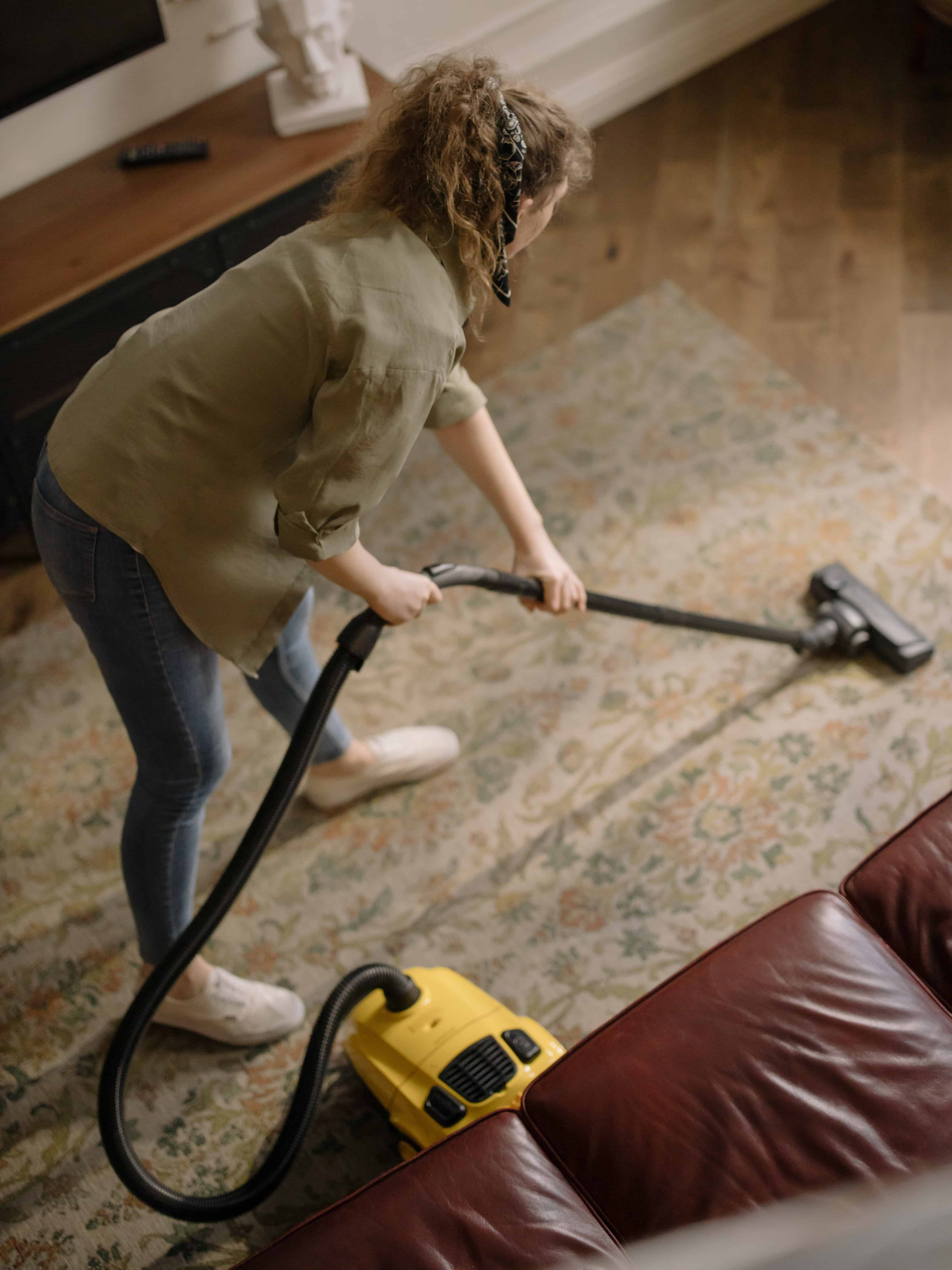 clean your house faster