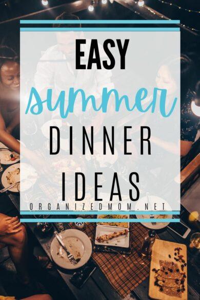 eating in summer