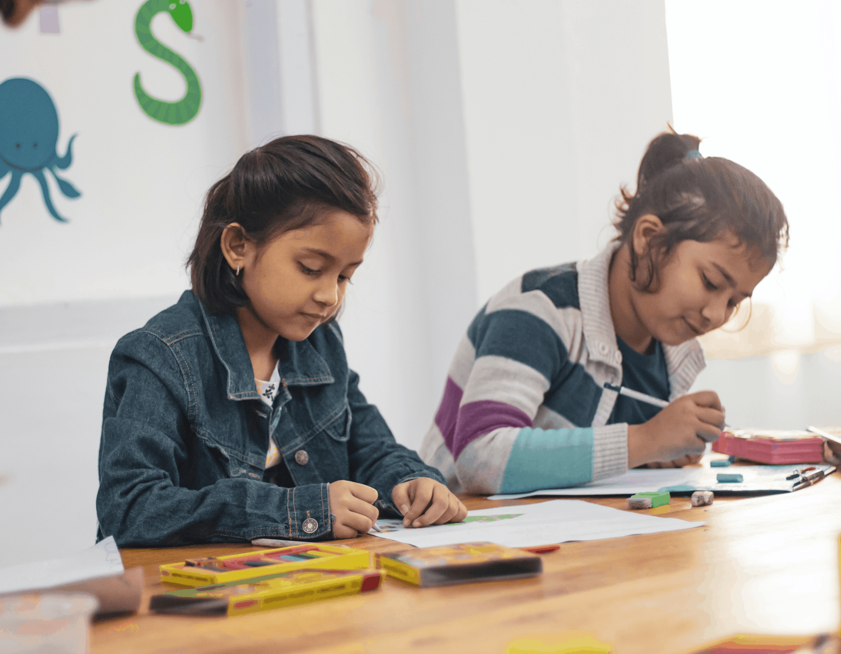 tips for remote learning multiple age kids