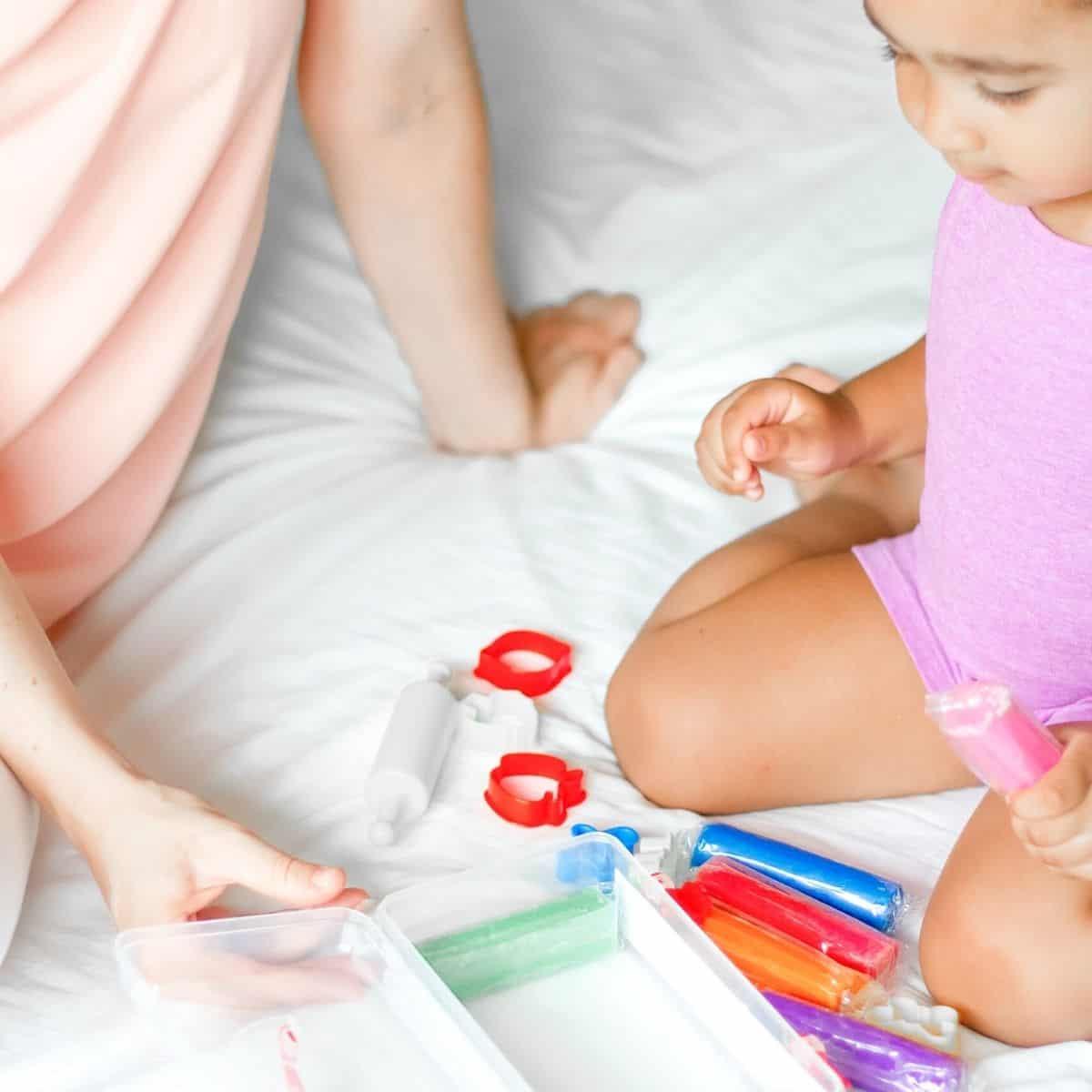 quiet activities for toddlers