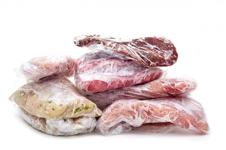 freezer meals, how to organize your chest freezer
