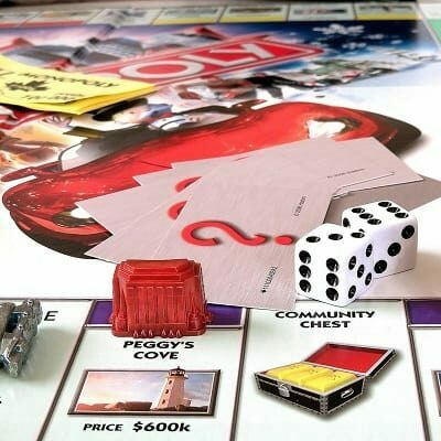 monopoly tips for organizing board games