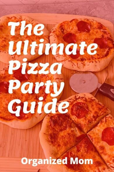 pizza party guide