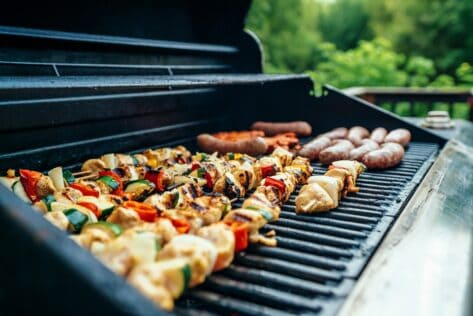 Kabobs 4th of July Backyard Barbecue Recipes