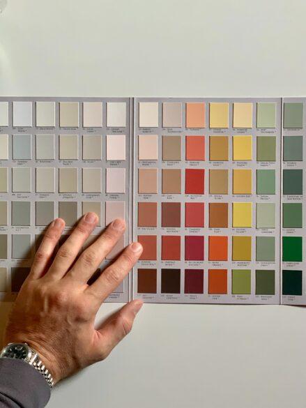 paint samples DIY professional looking paint job