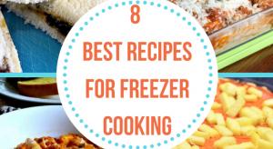 8 Best Recipes for Freezer Meals